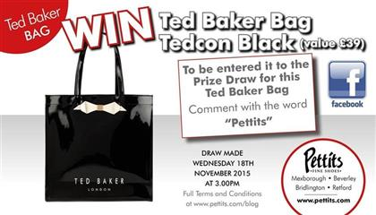 e58b4ee8b Ted Baker Tedcon Competition