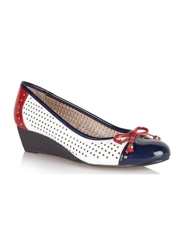 9636023997d Lotus Shoes - Elizabeth White Multi