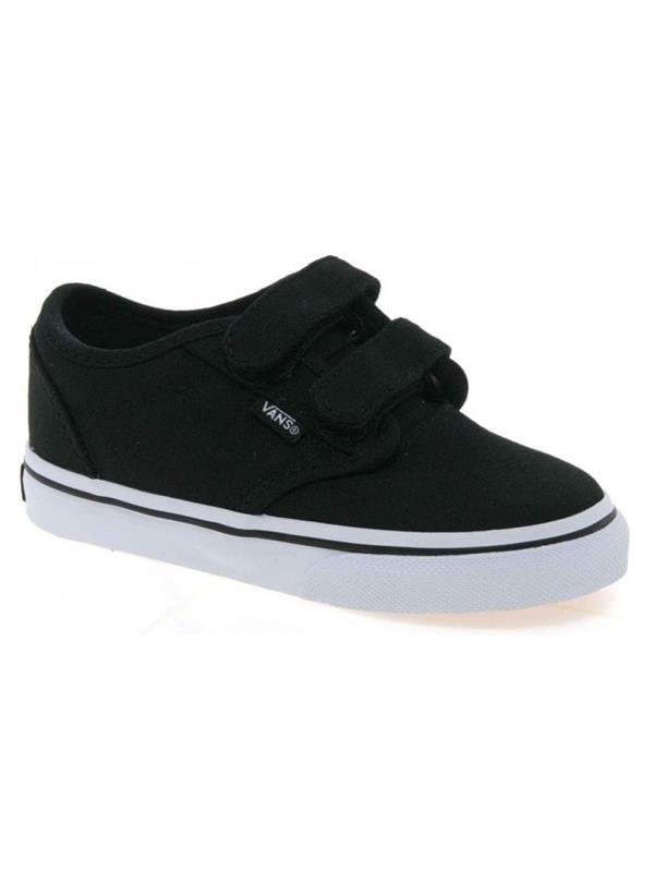 Vans Shoes - Atwood Infant Velcro Black c5aaf3ae348d