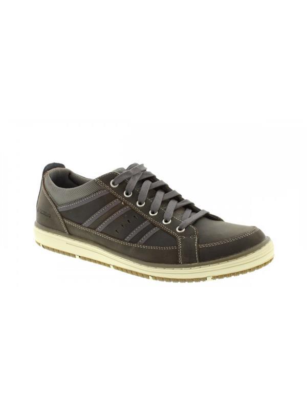Skechers 63418 Irvin Hamal Dark Brown