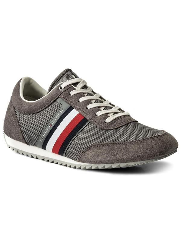 4d7f331a91e0 Tommy Hilfiger Corporate Material Sneakers - Buy Online from Pettits