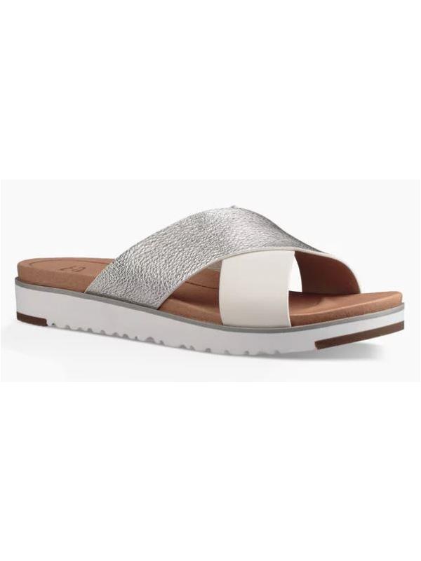 4cd75b3ddff Ugg Sandals 1018901 Kari Metallic | Buy Online from Pettits, est 1860
