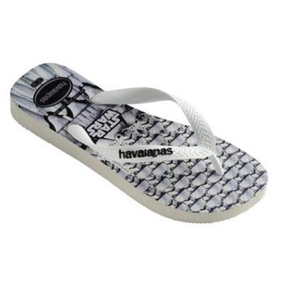 6b85731c8 Havaianas Sandals - Kids Star Wars Black White