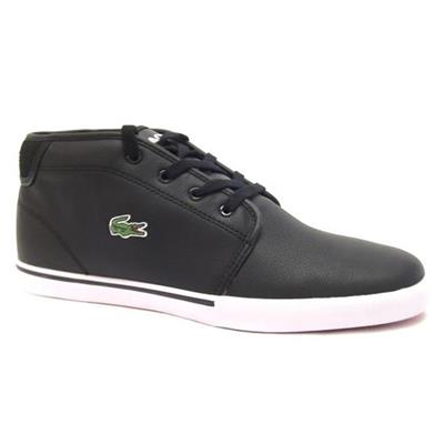 c5cef4d91821 Lacoste Trainers - Ampthill LCR Black. Sale Product