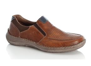 Rieker Shoes - 03077 Tan