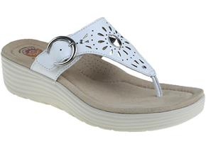 Earth Spirit Sandals - Campbell White
