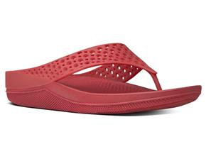 FitFlop™ Sandals - Ringer™ Welljelly Red