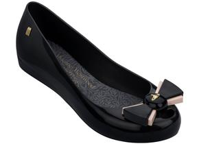 Vivienne Westwood + Melissa Shoes - VW Ultragirl Bow Orb Black