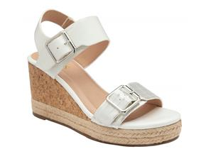Lotus Sandals - Primrose ULP152 White