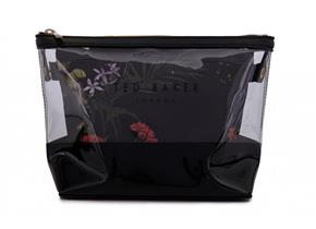 Ted Baker Make Up Bag - Tilotma Black Multi