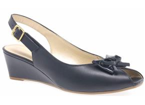Van Dal Shoes - Roseville 17 Navy
