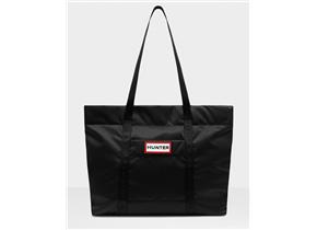 Hunter Bags - Original Nylon Tote Black
