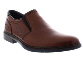RIEKER SHOES - 11760 BROWN