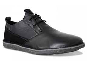 Deakins Shoes - Bagley Black
