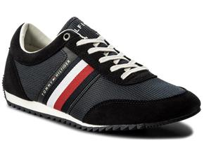 Tommy Hilfiger Shoes - Corporate Material Sneaker Navy