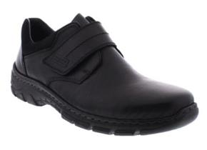 RIEKER SHOES - 19962 BLACK