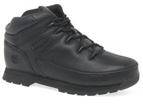 Timberland Boots - CA13KB Euro Sprint Junior Black