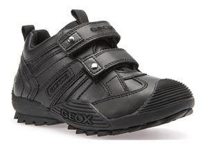 Geox Shoes - Savage J0324G Black