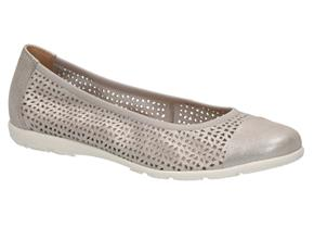 Caprice Shoes  - 22151-22 Silver