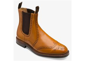 Loake Boots - Thirsk Tan