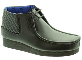 Deakins Shoes - Gennaro Black