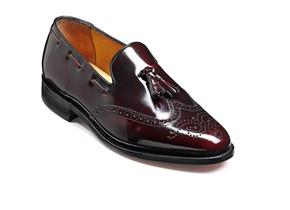 Barker Shoes - Clive Burgundy