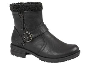 Cats Eye Boots - L724 Black