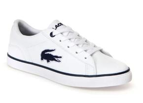 Lacoste Trainers - Lerond 318 White