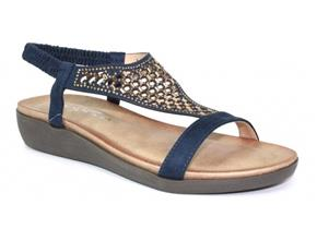 Lunar Sandals - Flamenco JLH112 Blue