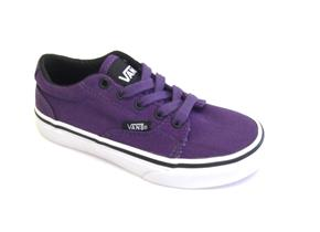 Vans Shoes - Kress Lace Purple
