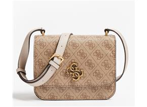 Guess Bags - Noelle Crossbody Latte
