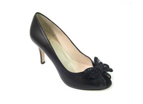 HB Shoes - Karlota Black