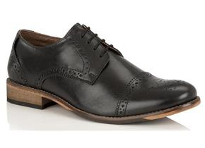 Lotus Shoes - Hargreaves Black