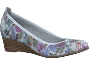 Tamaris Shoes - 22304-28 White Floral
