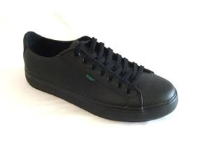 Kickers Shoes - Tovni Lacer Black