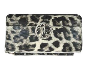 Guess Purse - Devyn Leopard