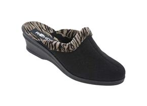 Rohde Slippers - 2381 Black
