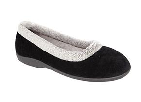 Sleepers Slippers - Julia LS939 Black