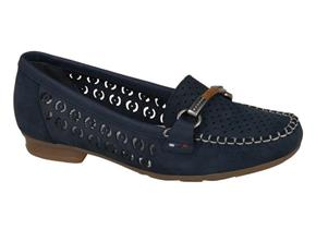 Rieker Shoes - 40085 Navy