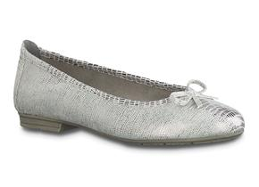 Jana Shoes - 22162-24 White Structure