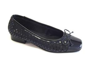 Riva Shoes - Andros Navy Patent