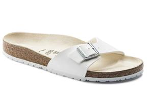 Birkenstock Sandals - Madrid White