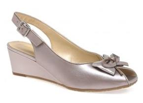Van Dal Shoes - Roseville Metallic