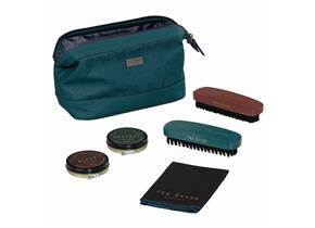 Ted Baker Shoe Shine Kit - 348 Teal