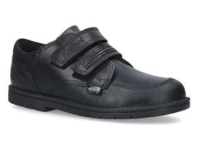 Kickers Shoes - Owin Twin Toe Lo Black