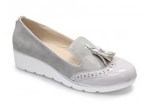 Lunar Shoes - Karina FLC136 Light Grey