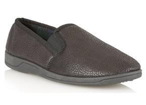 Lotus Slippers - Ashfirth Black