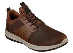 Skechers Shoes - Delson 65870 Brown