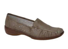 Rieker Shoes - L1664 Taupe