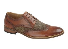 Pettits Shoes - Goor M410 Brown